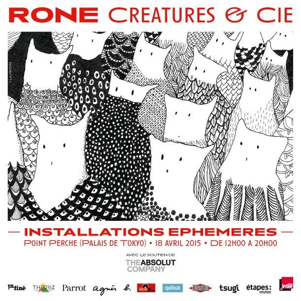 Rone : Creatures & Cie