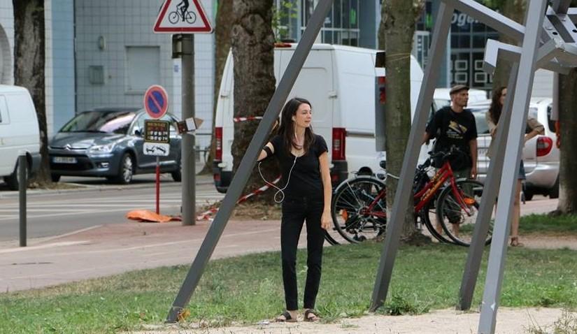 Murmures Urbains @ Chalon dans la rue 2015