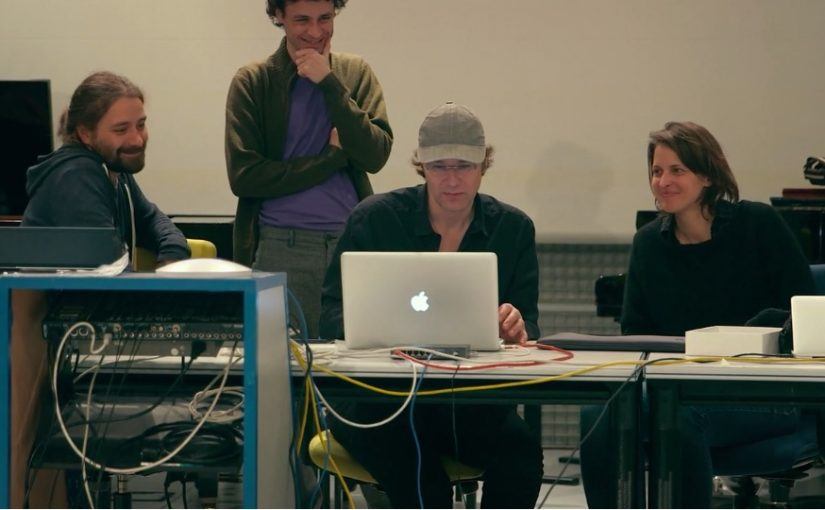 CoSiMa in « Le Future de la Musique »