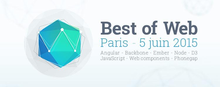 Web Audio Now! @ Best of Web 2015