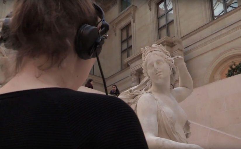 Musées soniques @ Le Louvre