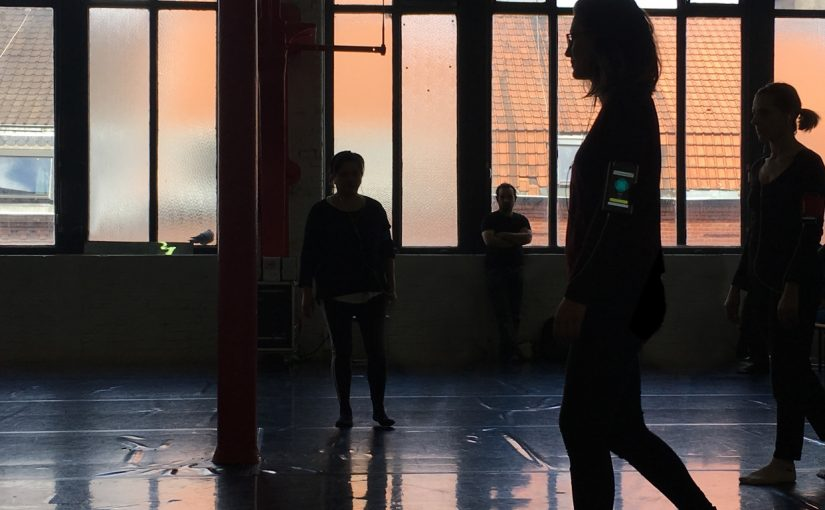 Application à danser